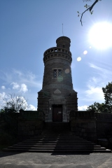 Stora Utsikten - Lookout Tower in the Castle Forest