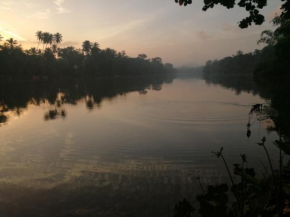 Black river(Kalu Ganga)